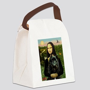 8x10-Mona-Bouvier1 Canvas Lunch Bag