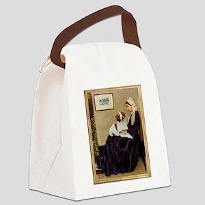 WMom-Britt1 Canvas Lunch Bag