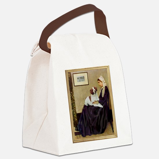 WMom-Britt1.png Canvas Lunch Bag