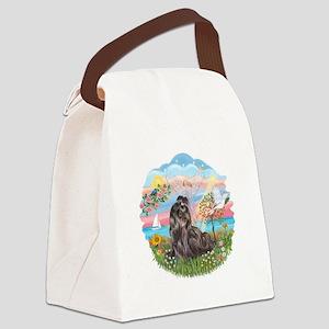 AngelStar-ShihTzu24 Canvas Lunch Bag