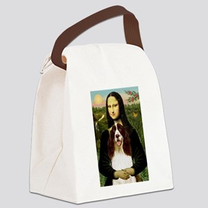 card-Mona-ESpringer2 Canvas Lunch Bag