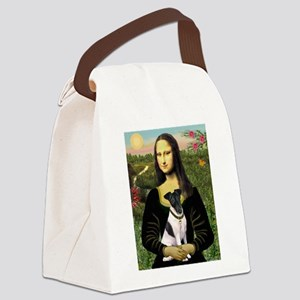 5.5x7.5-Mona-FoxT2-smooth Canvas Lunch Bag