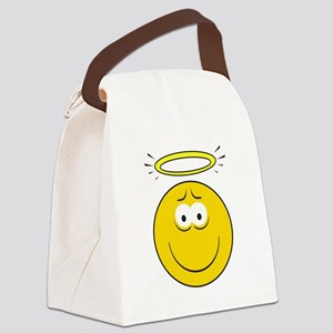 smiley90 Canvas Lunch Bag