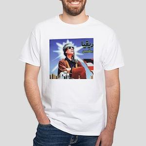 Muammar Gaddafi muammar,gaddafi,libya,gree T-Shirt