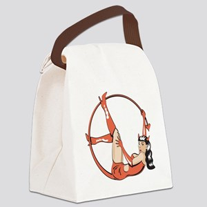 shedevil_tail Canvas Lunch Bag