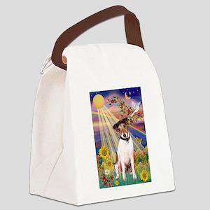 Autumn Sun / JRT Canvas Lunch Bag