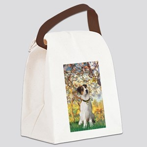 57-Spring-JRT3 Canvas Lunch Bag