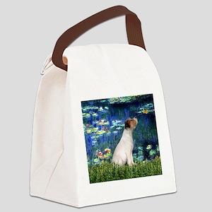MP-StFran-BullT1 Canvas Lunch Bag