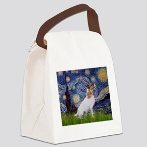 Starry Night / JRT Canvas Lunch Bag