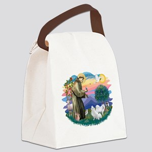 St.Francis #2/ Am Eskimo (2) Canvas Lunch Bag