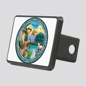 St Francis/Am Eskimo #3 Rectangular Hitch Cover