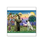 SAINT FRANCIS Square Sticker 3