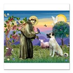 SAINT FRANCIS Square Car Magnet 3