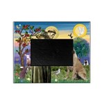 St Francis / Bullmastiff Picture Frame