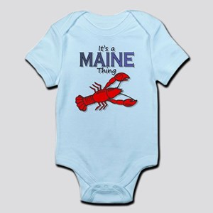 Its a Maine Thing Lobster Body Suit