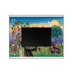 St Francis Doxie Picture Frame
