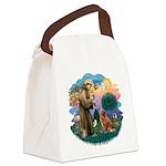 St.Francis #2/ Nova Scotia D Canvas Lunch Bag