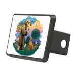 St Francis #2/ R Rback #2 Rectangular Hitch Cover
