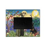 St Francis / Rottweiler Picture Frame