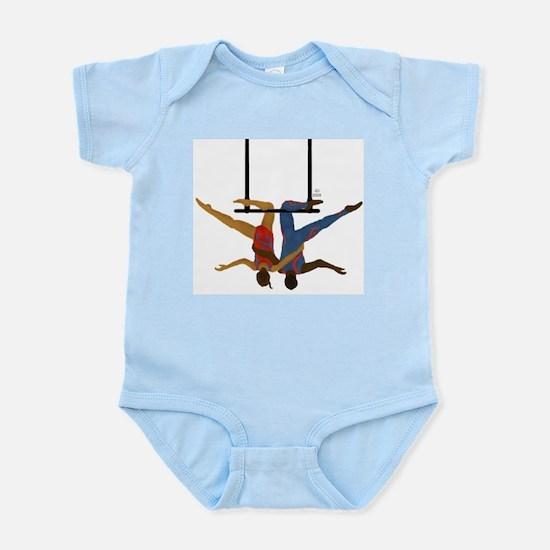 Pals hang together Infant Bodysuit