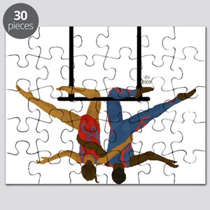 Pals hang together Puzzle