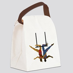 Pals hang together Canvas Lunch Bag