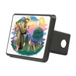 St.Francis #2/ Whippet #12 Rectangular Hitch Cover