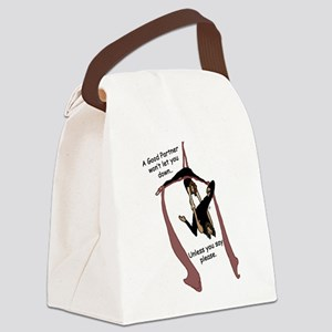 Partners Color Canvas Lunch Bag