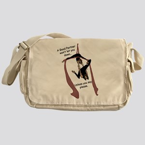 Partners Color Messenger Bag