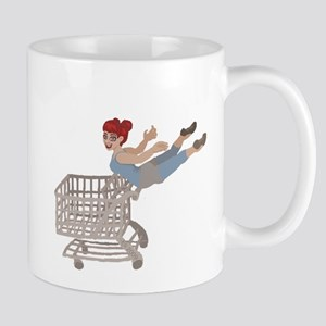 not just for shopping Mug