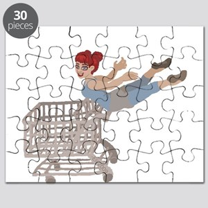 not just for shopping Puzzle
