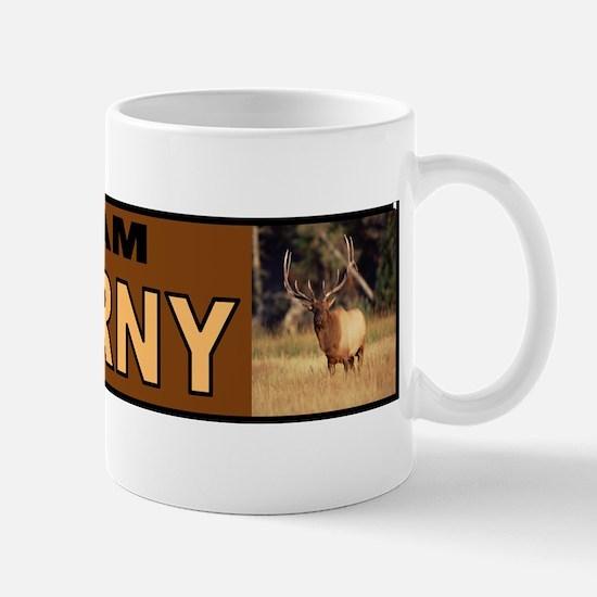 HORNEY DEER Mug