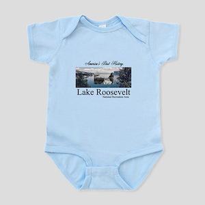 ABH Lake Roosevelt Baby Light Bodysuit