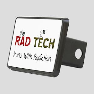 RAD TEch runs with radiation Rectangular Hitch
