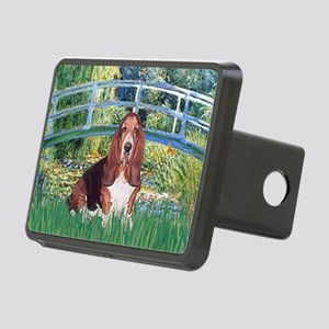 Lily Bridge Basset Rectangular Hitch Cover