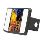 Ter Cafe / Border T Rectangular Hitch Cover