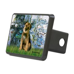 Lilies 1 / Border T Hitch Cover