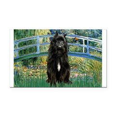 Bridge / Bouvier Rectangle Car Magnet