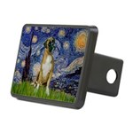 Starry / Boxer Rectangular Hitch Cover