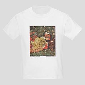 Crane's Beauty & Beast Kids T-Shirt