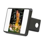 Fairies & Cavalier Rectangular Hitch Cover