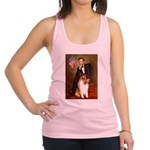 Lincoln / Collie Racerback Tank Top