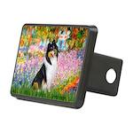 Garden / Collie Rectangular Hitch Cover