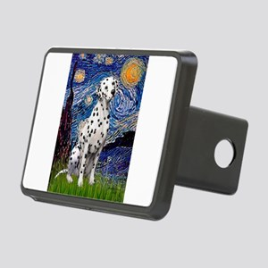 Starry / Dalmatian #1 Rectangular Hitch Cover