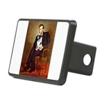 Lincoln / Smooth T (#1) Rectangular Hitch Cover