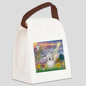 Cloud Angel & Coton Canvas Lunch Bag