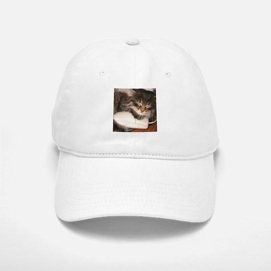 "CatN""Mouse"" Baseball Baseball Cap"