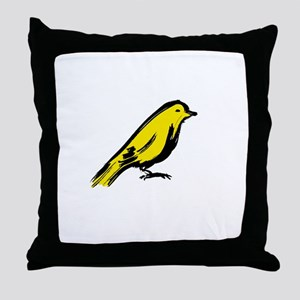 More #1 Throw Pillow