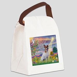 Cloud Angel / JRT Canvas Lunch Bag