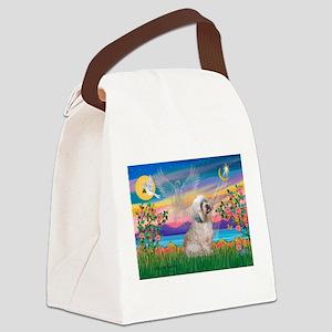 Guardian / Lhasa Apso Canvas Lunch Bag